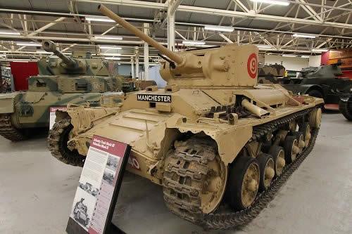 バレンタイン歩兵戦車 写真03