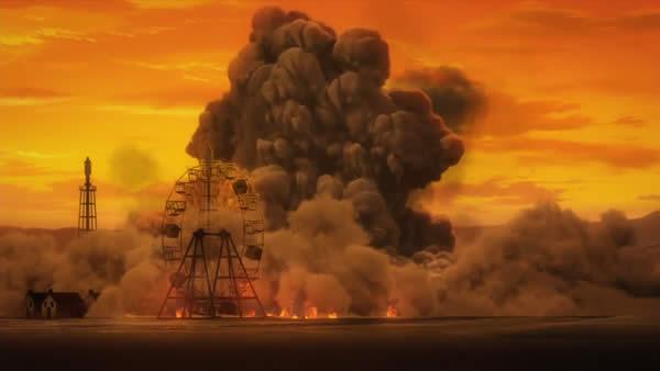 荒野のコトブキ飛行隊 彗星での爆撃