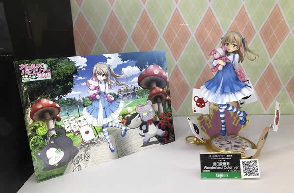 ガールズ&パンツァー 島田愛里寿 フィギュア アリス・イン・ワンダーランド