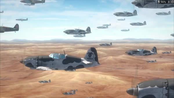 荒野のコトブキ飛行隊  雷電21型