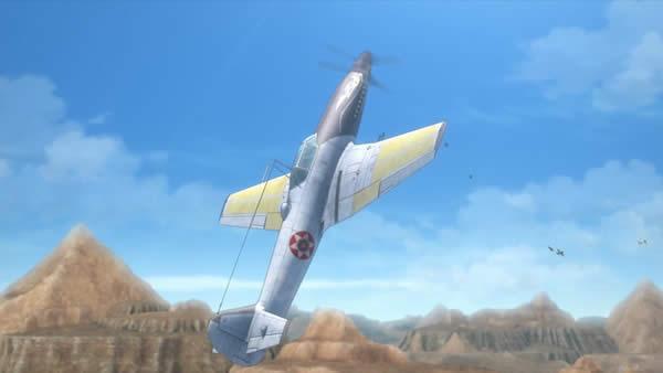 荒野のコトブキ飛行隊  キ64