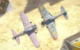 【コトブキ】もうやりたい放題www 荒野のコトブキ飛行隊 第10話の感想