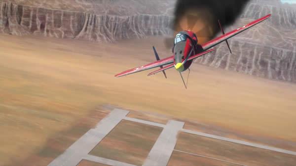 荒野のコトブキ飛行隊 火を噴く震電