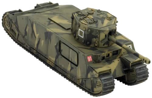 イギリス TOGⅡ プラモデル