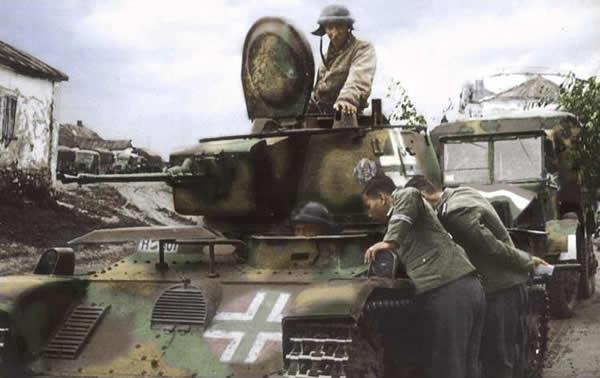 ハンガリー 戦車