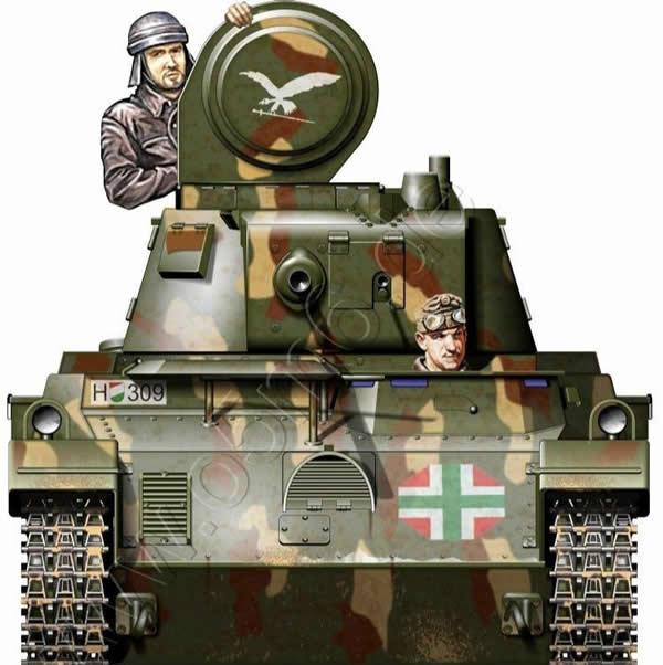 ハンガリー戦車