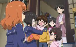 【ガルパン】河嶋家では桃ちゃんの大活躍で学校が救われたことになってるのかな?