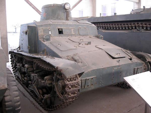 九五式装甲軌道車