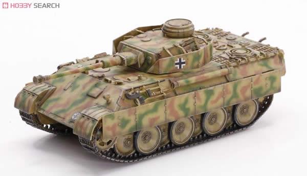 ベルゲパンター 4号戦車砲塔搭載型