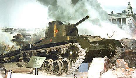 九七式中戦車改「新砲塔チハ」中国人民革命軍
