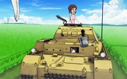 【ガルパン】戦車道の家元って儲かるんかな家にいっぱい戦車置いてないとおかしくない?