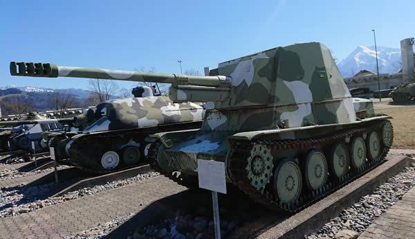 スイス 戦車