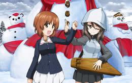 【ガルパン】雪だるまの仕込みはレギュレーション違反では無いのか?