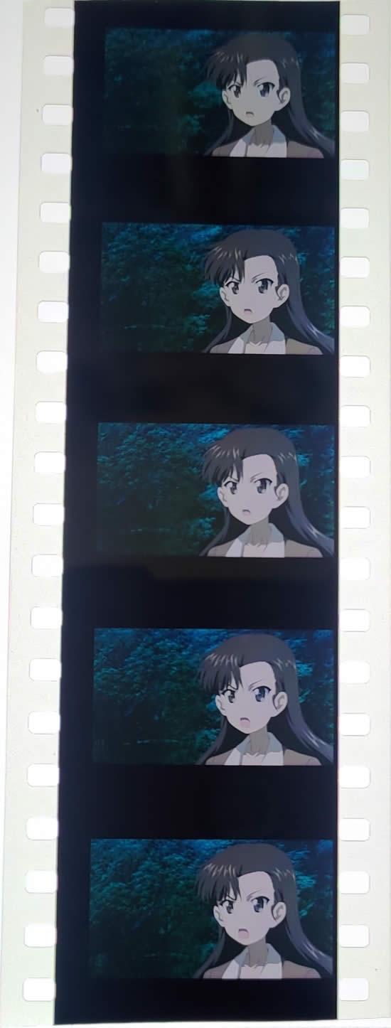 ガールズ&パンツァー 最終章 第3話 フィルム 西絹代