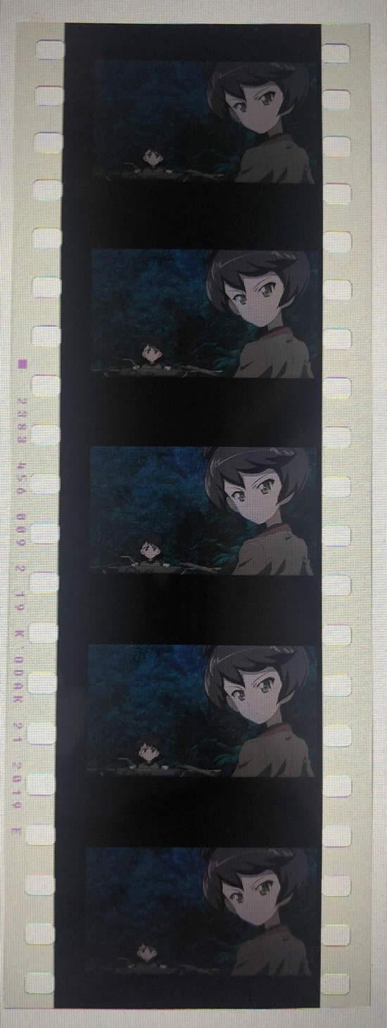 ガールズ&パンツァー 最終章 第3話 フィルム 細見