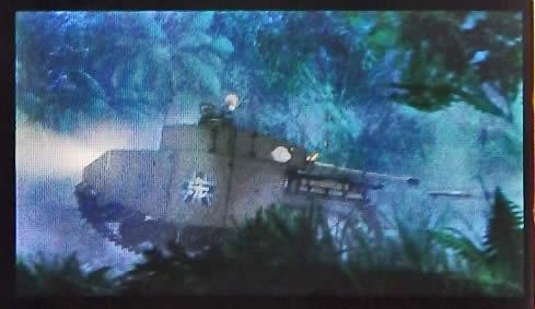ガールズ&パンツァー 最終章 第3話 フィルム 4号戦車