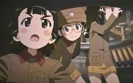 【ガルパン】95式軽戦車で1番グラマーな娘