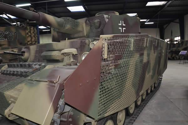 4号戦車 シュルツェン