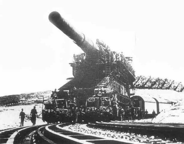 列車砲 ドーラ 02